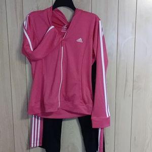 Adidas Capri jogging set